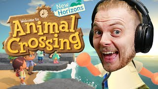 WELCOME TO BUTTFUZZ!! - Animal Crossing New Horizon [#1]