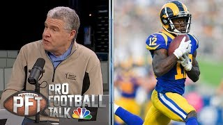 Super Bowl 2019: How can Patriots slow down Rams' receivers? | Pro Football Talk | NBC Sports