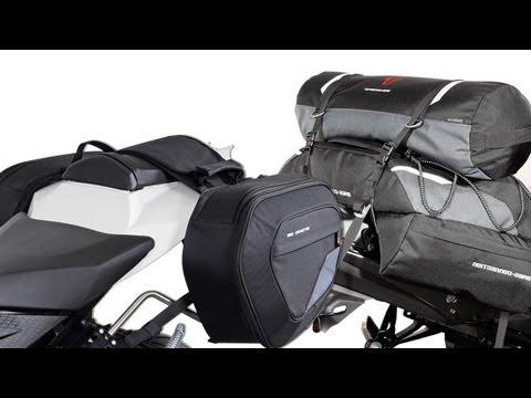 SW-Motech & Bags Connection - Blaze und Cargo Taschensystem