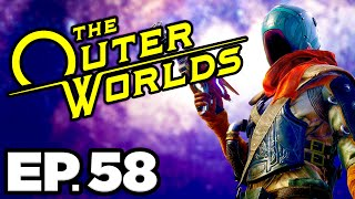 The Outer Worlds Ep.58 - MEETING ELLIE'S PARENTS & FINDING OUT THEIR SECRET! (Gameplay / Let's Play)