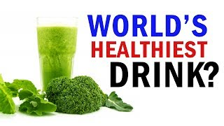 What is the healthiest drink in the world? We find it! Subscribe for more! http://bit.ly/asapsci Thanks to Grace for playing with us! Check out her channel ...