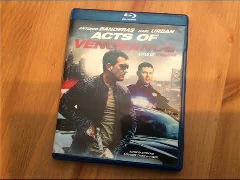 Critique Du Film Acts Of Vengeance (Actes De Vengeance) En Format Blu-ray
