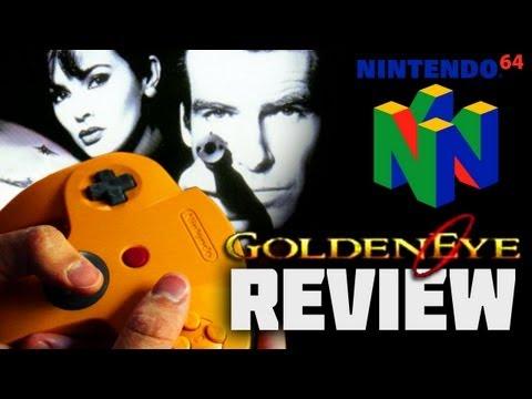 goldeneye 007 nintendo 64 surface