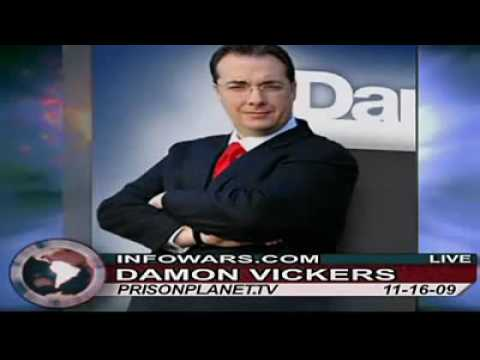 Damon Vickers on Alex Jones Tv A New Financial Order!! 5/6