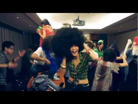 Harlem Shake - (官恩娜 Ella Koon Edition)