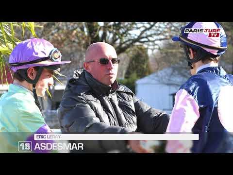 Quinté mardi 16/01 : « J'aurai préféré évoluer en deuxième épreuve avec Asdesmar (16) »