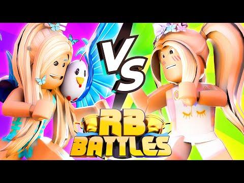 BriannaGamez vs iamSanna - RB Battles Championship For 1 Million Robux! (Roblox)
