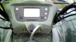 4. Kymco MXU 500 4x4 Overview