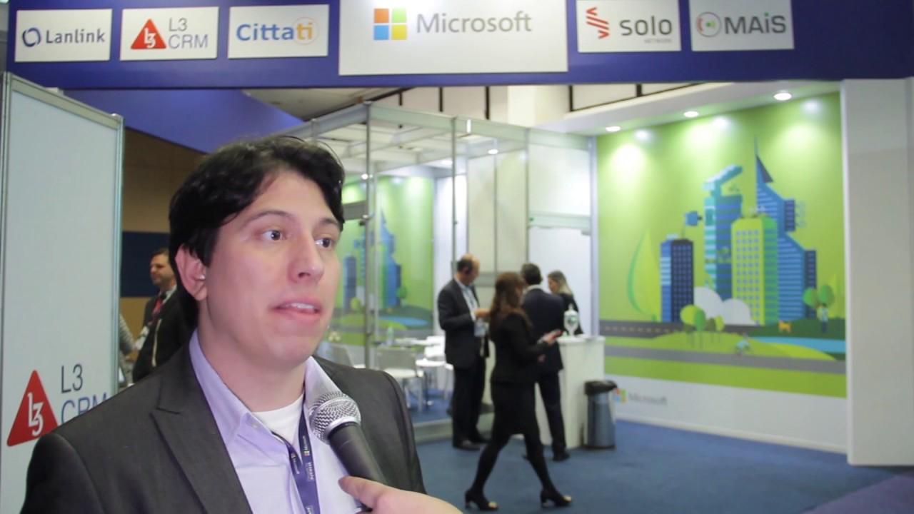 Participação Microsoft | Smart City Business Congress & Expo 2017
