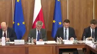 W 2013 Morawiecki mówił zupełnie inaczej o Euro… wtedy jeszcze myślał samodzielnie.