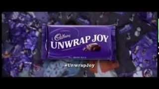 Cadbury - Unwrap Joy