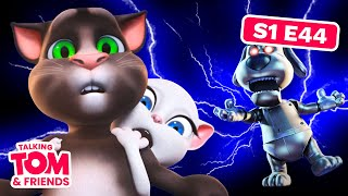 Video Talking Tom and Friends - Funny Robot Galileo (Season 1 Episode 44) MP3, 3GP, MP4, WEBM, AVI, FLV September 2019