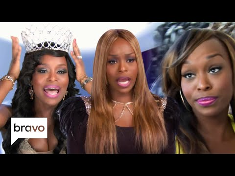 9 Minutes of the Best Quad Webb Vocabulary Lessons | Married to Medicine | Bravo