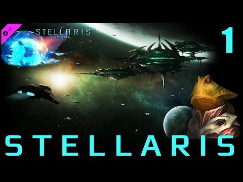 🔴 Stellaris (Bаnks Utopia) ► Новое Прохождение!
