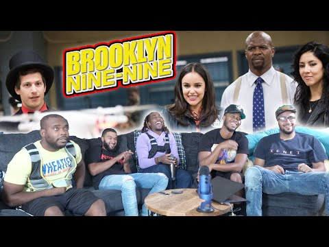 """SECOND PERALTA Vs HOLT WAGER! Brooklyn Nine-Nine 2x4 """"Halloween II"""" Reaction/Review"""
