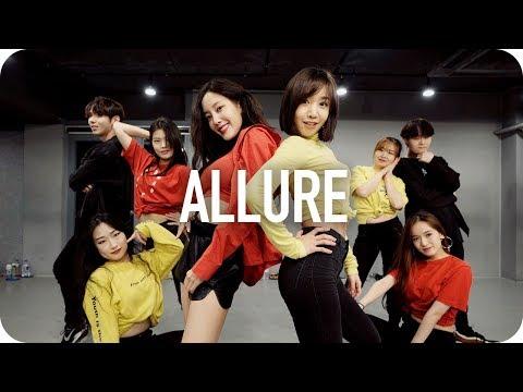 Allure - Hyomin / May J Lee Choreography - Thời lượng: 4 phút, 54 giây.