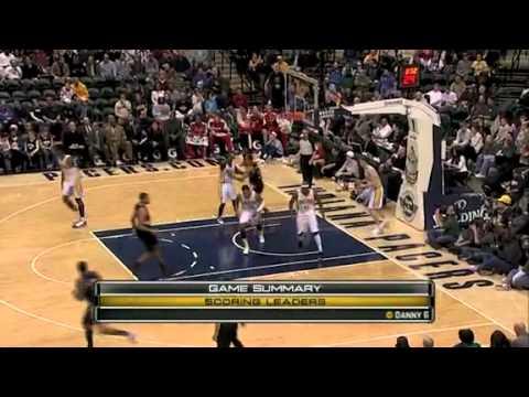 Portland Trail Blazers 87 – Indiana Pacers 100