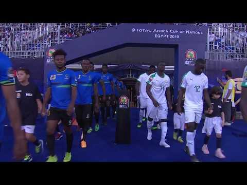 شاهد ملخص فوز السنغال على تنزانيا 2-0