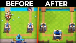 """Clash Royale gameplay from Eclihpse! Clash Royale in 2014 VS 2017! Check out these never before seen changes for Clash Royale!❤Checkout Imperial's Video: https://www.youtube.com/watch?v=-iqvmj0UTKI★1 Million Subscriber Giveaway: https://gleam.io/Hpllp/eclihpses-1-million-subscriber-gfuel-giveaway★Limited Edition 1 mil Shirts: https://shop.bbtv.com/collections/Eclihpse★Free Gems! Use Code """"ECL"""" (download for more gift card giveaways): http://www.mistplay.co/ECL★GFuel Discount Code """"ECL"""": http://gfuel.com/collections/g-fuel ❤Follow My Social Medias!➥Twitter: https://twitter.com/ItsEclihpse➥Instagram: https://www.instagram.com/ItsEclihpse✉P.O. Box2314 Route 59PO Box #382Plainfield, IL 60586✔Subscribe to my main channel: https://www.youtube.com/user/Eclihpse✔Subscribe to my second channel: https://www.youtube.com/channel/UCGovNx20A-oe9x--9ywrPYwIf you enjoyed the video, please drop a like (it only takes 1.7 seconds)!♫ Intro Song: Jetta - I'd Love to Change the World (Matstubs Remix)➥https://www.youtube.com/watch?v=jBTkaf0lP58"""