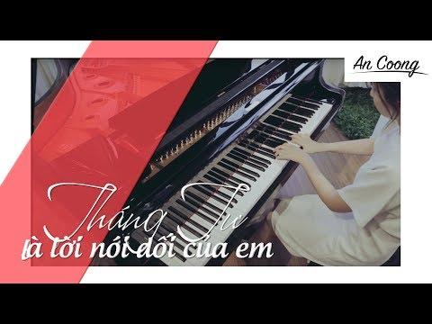 Tháng Tư Là Lời Nói Dối Của Em - Hà Anh Tuấn || PIANO COVER || AN COONG PIANO - Thời lượng: 5:10.