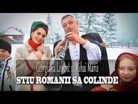 Georgiana Lobont si Mihai Maris -  STIU ROMANII SA COLINDE