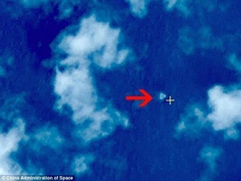 MISSING MALAYSIA AIRLINES FOUND - FLIGHT MH370
