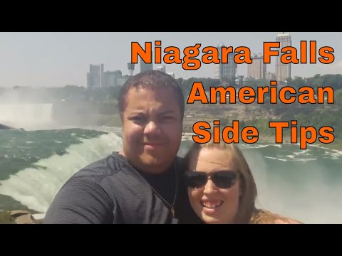 Exploring the American Side: Niagara Falls, American Part 1