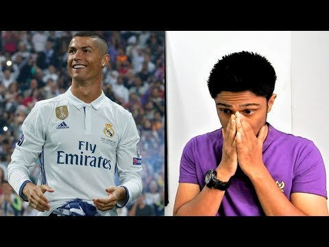THANK YOU, CRISTIANO RONALDO   Real Madrid Official Video REACTION