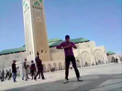Popping Mehdi lorobiti In casablanca morocco (видео)