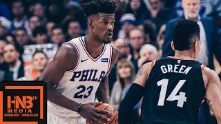 Toronto Raptors vs Philadelphia Sixers Full Game Highlights | 12/22/2018 NBA Season
