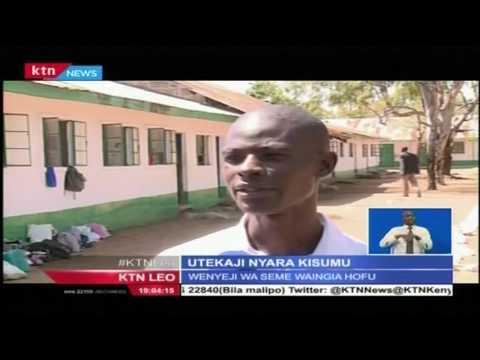 Wenyeji wa kisumu wapata hofu kufuatia visa vya utekaji nyara watoto