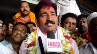 Nandu Gour Selected as President of Wholesale Vegetable merchant Association, Nagpur