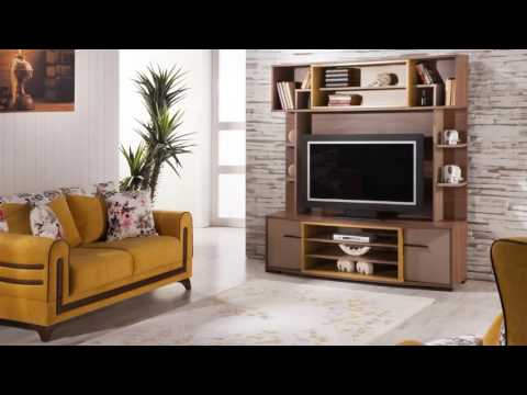 Modern TV Cabinet Wall Units That will Inspired You