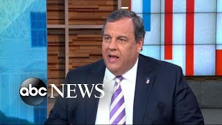 Chris Christie weighs in on his new book, shutdown, Roger Stone