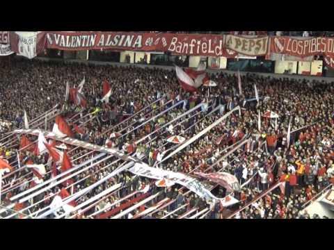 Independiente 1 - Olimpia 0 | No se compara, con otra hinchada - La Barra del Rojo - Independiente