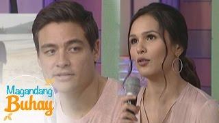 Video Magandang Buhay: Ben and Iza's beginning MP3, 3GP, MP4, WEBM, AVI, FLV Januari 2019