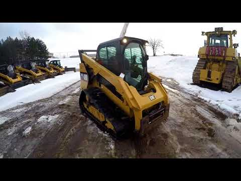 CATERPILLAR MULTI TERRAIN LOADERS 289D equipment video Q9H1odP3Aew