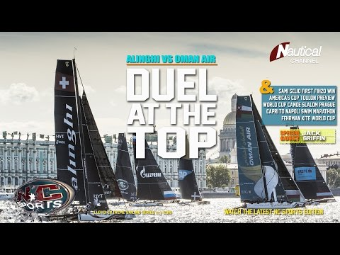 NC Sports  9 Sept|Alinghi Wins Russia, AC Toulon, F1H2O Harbin
