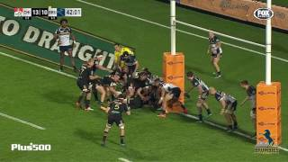 Chiefs v Brumbies Rd.17 Super Rugby Video Highlights 2017