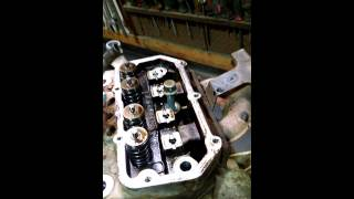 10. Polaris 700/800 top end rebuild part one