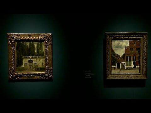 Madrid: Ausstellung im Prado - Werke von Velázquez, Rembrandt und Vermeer