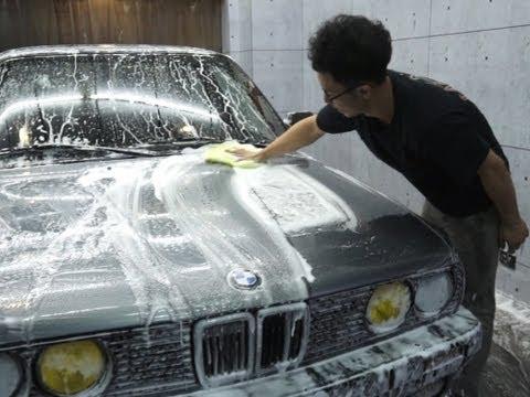 汽車教室 教你如何洗車DIY