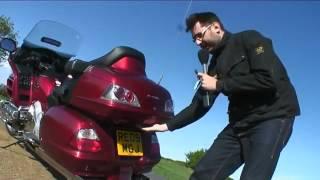 2. Honda Goldwing Review