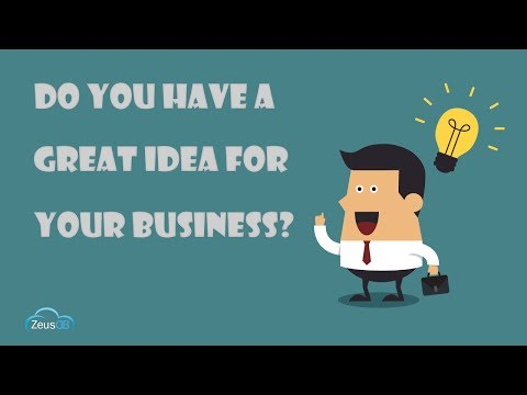 ZeusDB – Turning great business ideas into a reality