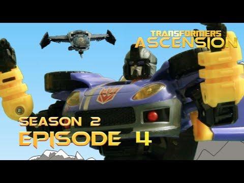 Transformers: Ascension   Season 2   Episode 4 - 'Skywatch Reborn, Part II'