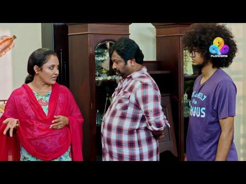 Uppum Mulakum - Neelu Starting New Business │Flowers│EP# 589 (видео)