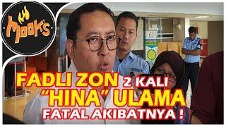 Video Untuk Kedua Kalinya Fadli Zon Menghina Ulama, Kali Ini Fatal Akibatnya ! MP3, 3GP, MP4, WEBM, AVI, FLV Oktober 2018