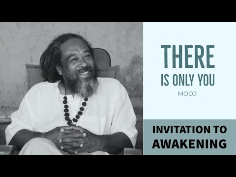Mooji Mini Guided Meditation: There is only YOU (from Russell Brand Interview)