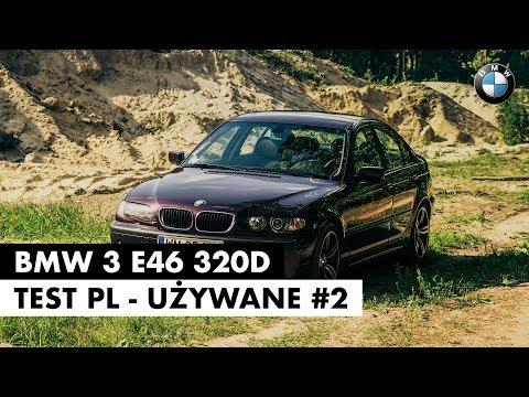 BMW 3 E46 320D - TEST PL - Używane #2