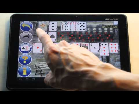 Video of Blondes & Brunettes Solitaire